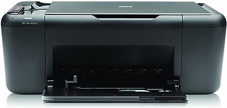 HP Deskjet F4580 - Impresora multifunción (Inyección de tinta ...