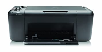 HP Deskjet F4580 - Impresora multifunción (Inyección de tinta, Color ...