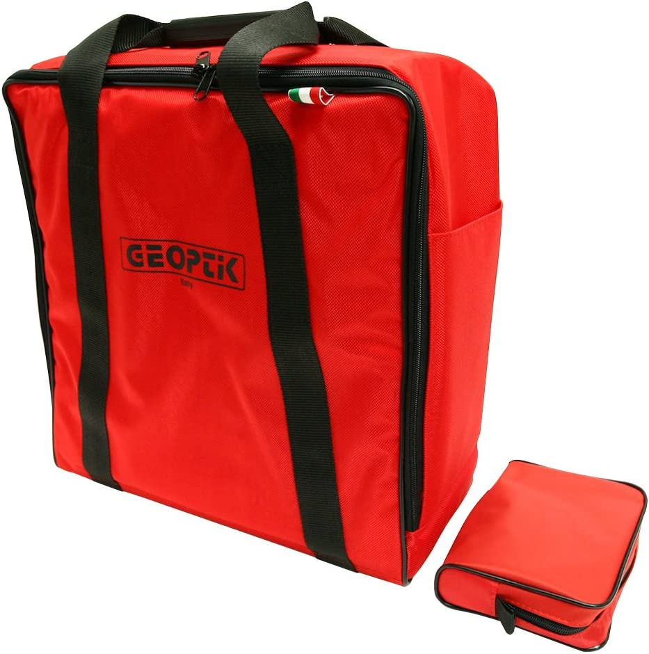 Telescope 30A045Padded Bag for Telescope, Red