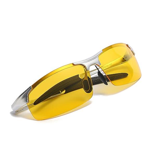 super populaire choisir véritable expédition gratuite Polarisantes Femme Protection 100% UV400 Lunette Jaune ...