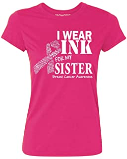 Promotion   Beyond P B I Wear Pink for My Sister Breast Cancer Awareness  Women s ... 4b73a818d