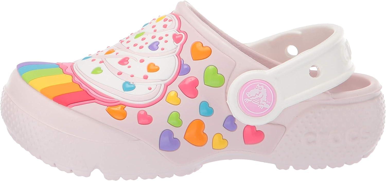 CROC Kids Boys and Girls Cupcake Clog