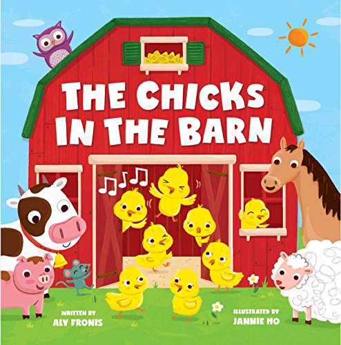 The Chicks in the Barn (Horse Chick)