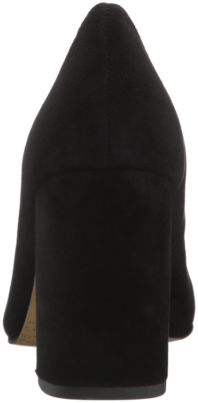 Bella Vita Women's Nara Dress Pump B01ED2S7GY 8.5 2A(N) US|Black Kid Suede