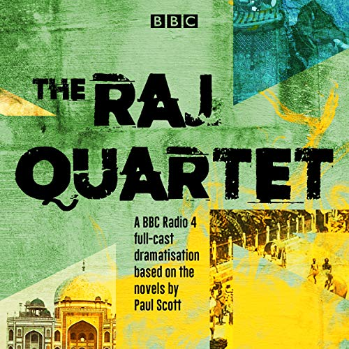 The Raj Quartet: The Jewel in the Crown, The Day of for sale  Delivered anywhere in USA