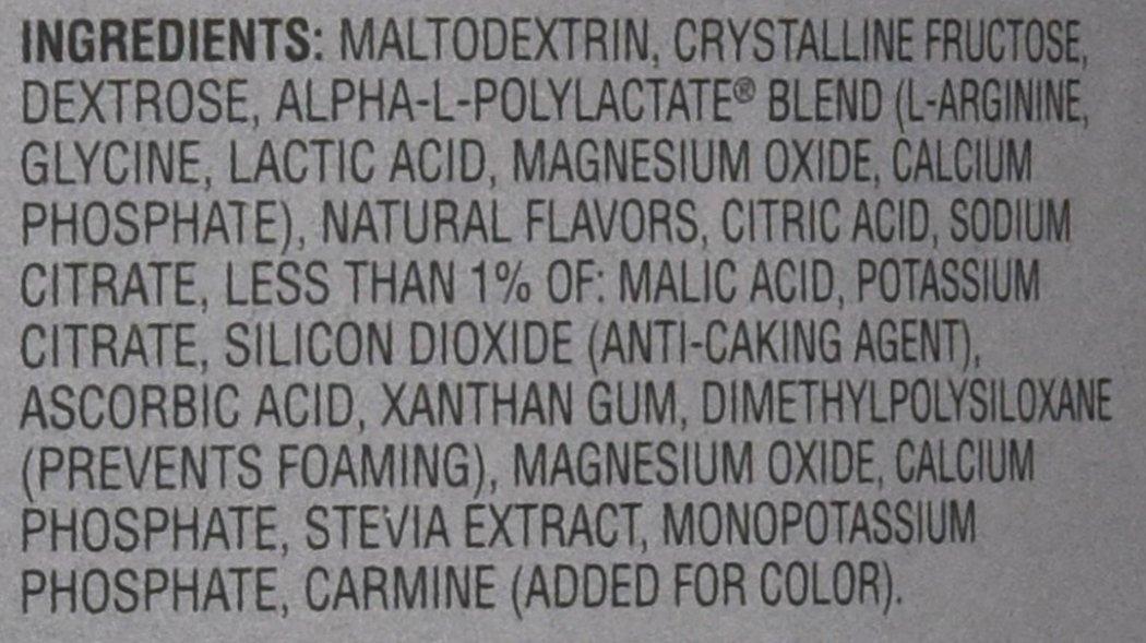 CytoSport Cytomax Sports Performance Mix, Tropical Fruit, 4.5 Pound by CytoSport (Image #3)