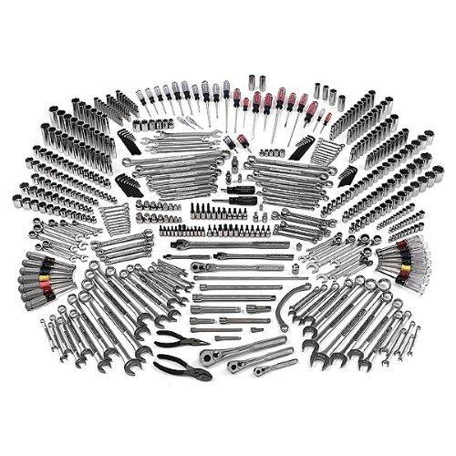 - Craftman 540 Piece Mechanics Tool Set