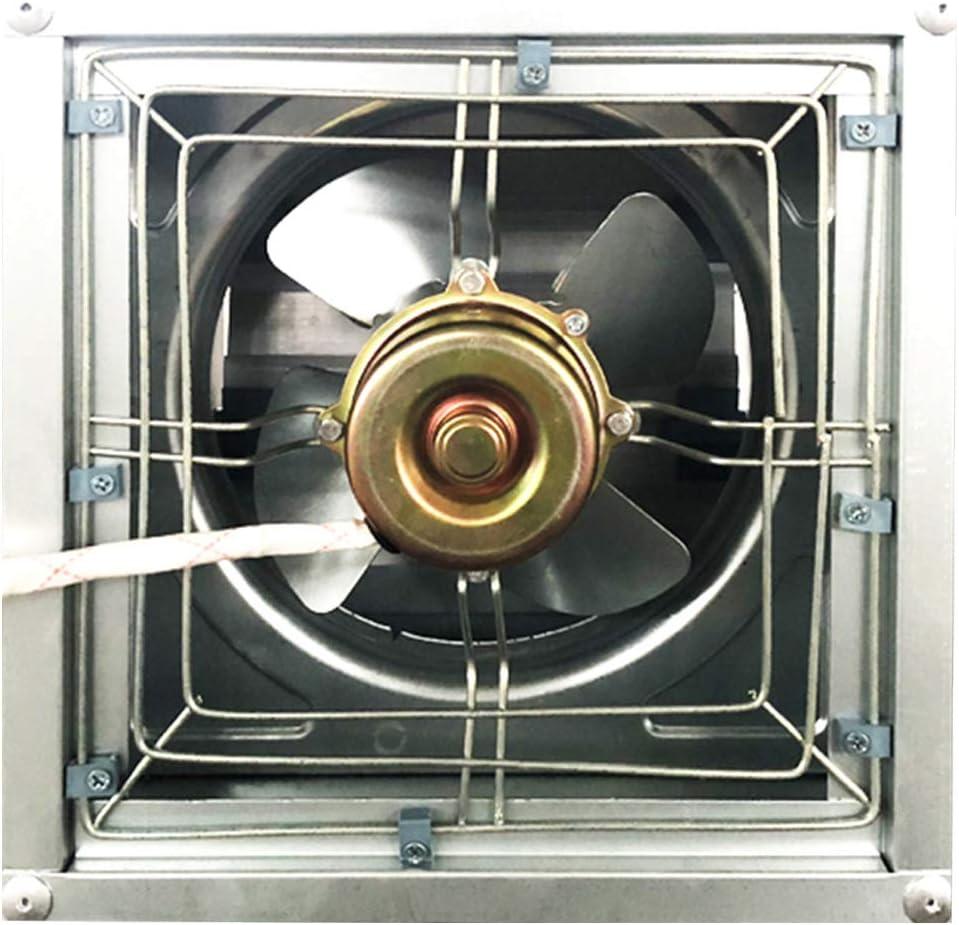 Extractor De Ventilación Industrial De Acero Inoxidable Grueso ...