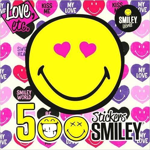 Livres gratuits en ligne 500 Stickers Smiley - LOVE, ETC pdf, epub ebook