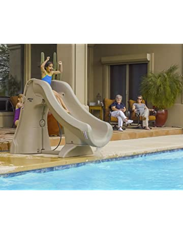 217e995d8 S.R. Smith 660-209-5810 SlideAway Removable In-Ground Pool Slide