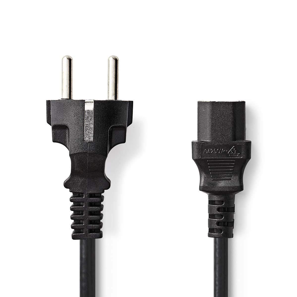 TronicXL Câble électrique pour appareils à Froid 2 m
