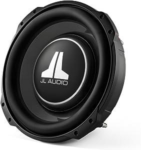 """JL Audio 12TW3-D4 12"""" 400W Dual 4 Ohm Thin-Line Component Car Subwoofer"""