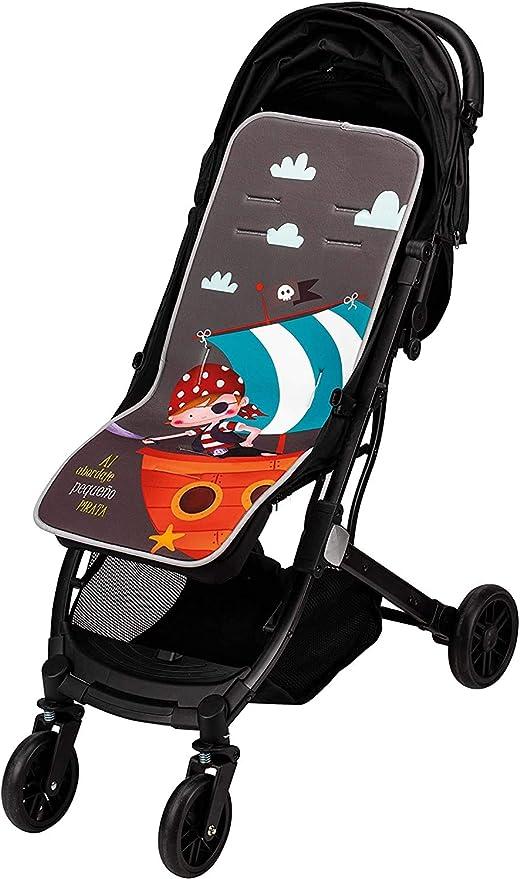Colchoneta Silla Paseo Universal Recta (Al abordaje): Amazon.es: Bebé