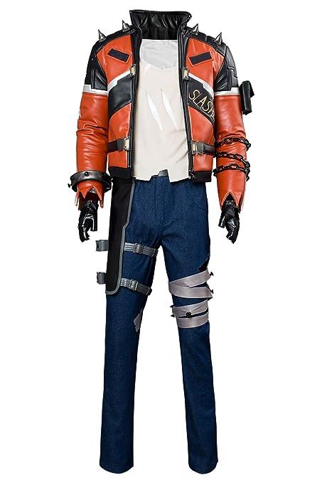 MingoTor Soldado 76 Jacket Outfit Slasher Skin Disfraz Traje ...