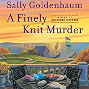 A Finely Knit Murder: Seaside Knitters, Book 9 | Sally Goldenbaum