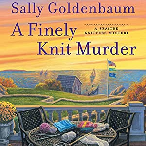 A Finely Knit Murder Audiobook