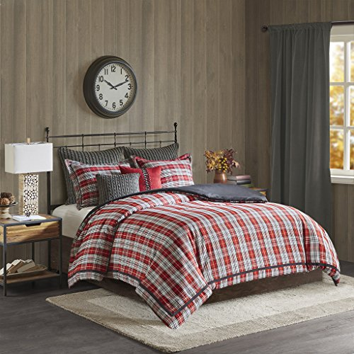 Woolrich Williamsport Comforter Set, Queen, Multicolor - Plaid Comforter Sets