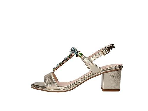 Sandalo 36Amazon Donna Gioiello B0444t50 Platino Martina it 0y8wNnOmv