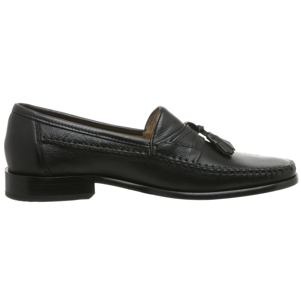 Florsheim Mens Fitzgerald Slip-on,Black,14 D