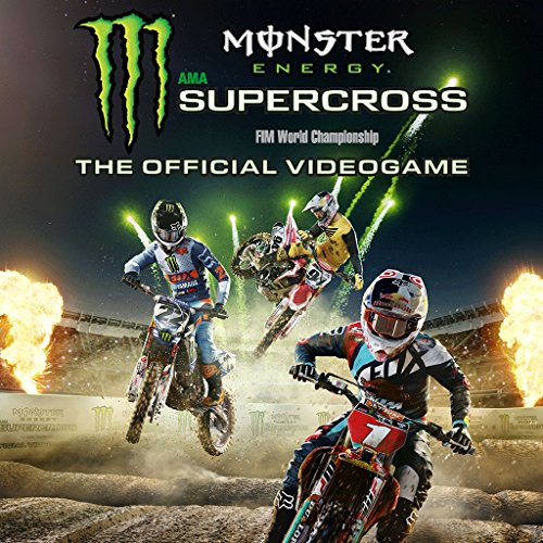 Monster Energy Supercross Game Us - Pre-load - PS4 [Digital Code]