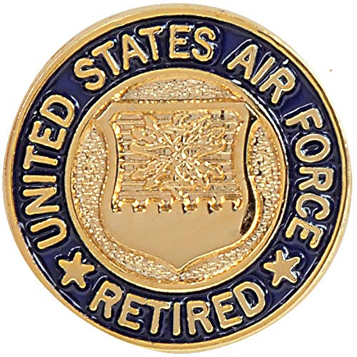 US Air Force Retired 5/8