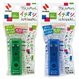 Nichiban tape glue tenori 2 rows pack 6 mm × 3.5 m TNTEI-BG