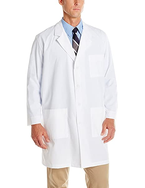 Amazon.com: Para hombre perchero de pared de Lab Coat coat ...