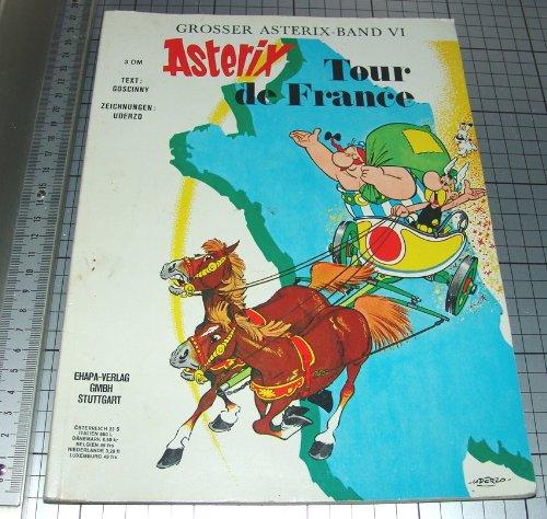 Asterix, Band 6: Tour de France