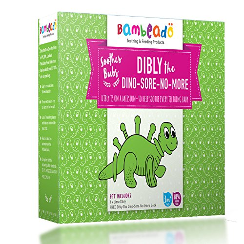 Baby Teether Toy Extraordinaire Dino Sore No More