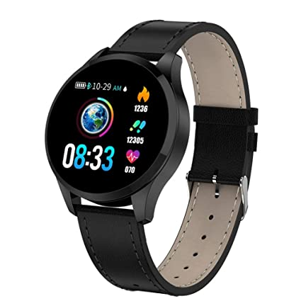 SJUTALR Relojes Deportivos Smart Watch Fitness Tracker ...