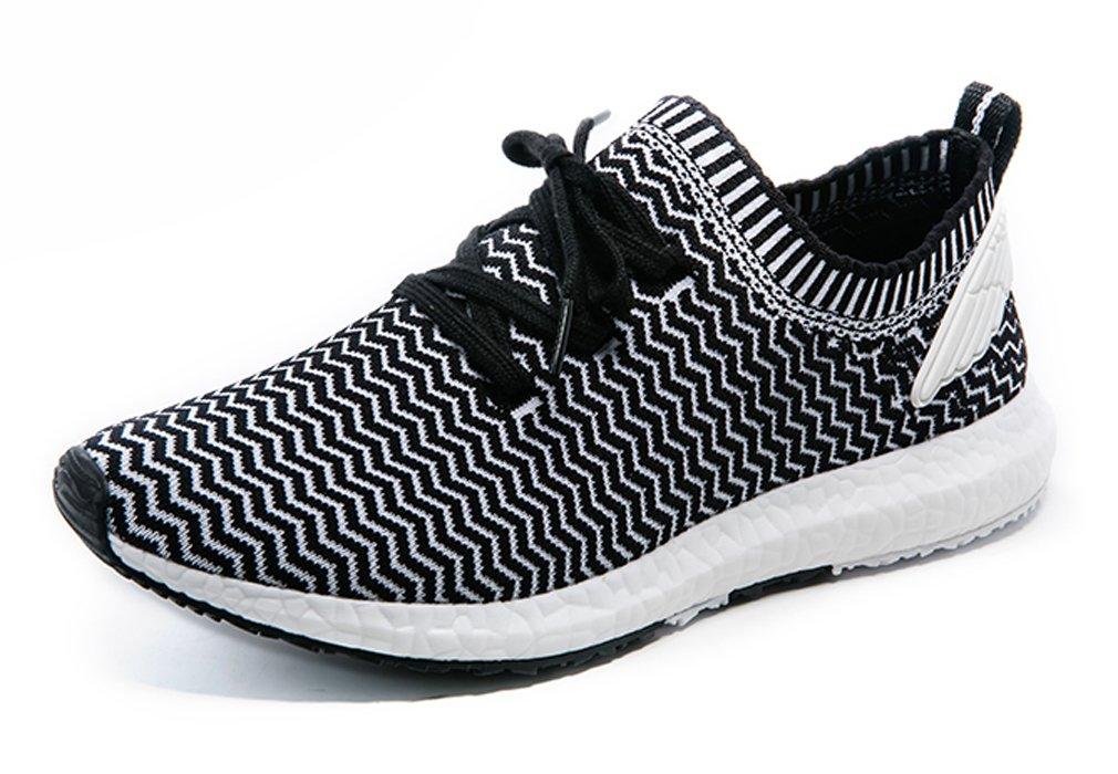 ONEMIX Noir/Blanc Chaussures de Running Mixte Chaussures Adulte Running Noir/Blanc 5b6b7c6 - reprogrammed.space
