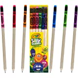 Crayola Silly Scents Smencils 6-Pack of Scented HB 2 Scented Pencils