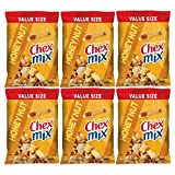 Chex Mix Sweet & Salty Honey Nut Snack Mix 15 oz. Bag (6 Pack)