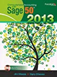 Title: COMPUTERIZED ACCT.W/SAGE 50 2013-W/CD, Jim Mazza, Gary Chavez, 0763853097