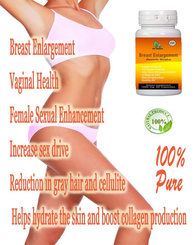 Does sex help in breast enlargement