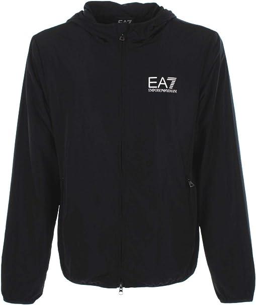 Leggi e regolamenti Auto Pasto  EA7 Emporio Armani 7 - Giubbotto Giacca Uomo Blu Cappuccio: Amazon.it:  Abbigliamento