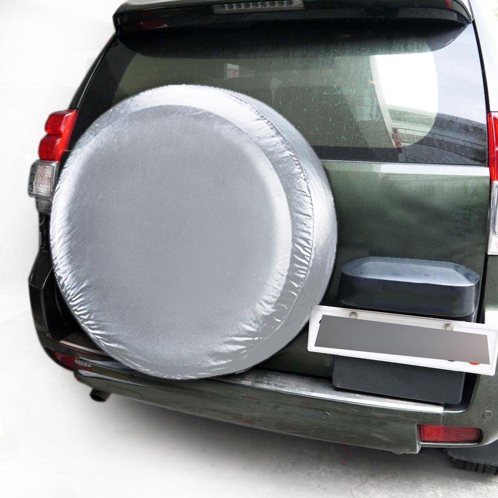 Ndier auto pneumatico di ricambio copertura resistente impermeabile veicolo Wheel custodia protettiva