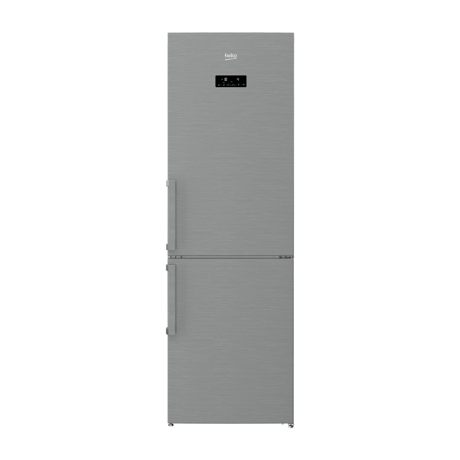 Beko RCNA320E21X Independiente 287L A+ Acero inoxidable nevera y ...