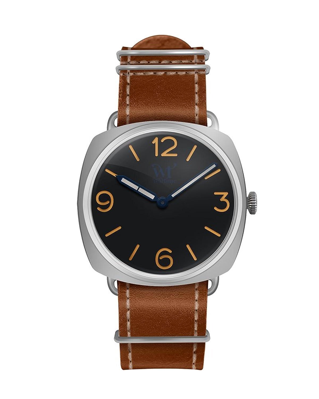 Wartime Uhr Gamma Marina Real Italian (historische Replik Uhr Taucher italienische Spione dem Zweiten Weltkrieg