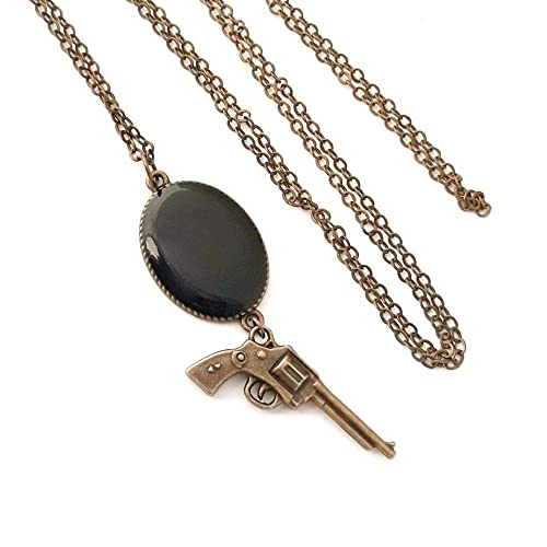 collier fantaisie rock