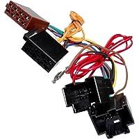 AERZETIX: Adaptador Cable Enchufe ISO para Radio