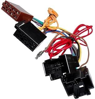 vehiculos C11929 Adaptador cable enchufe ISO para radio de coche AERZETIX