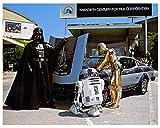 1977 Toyota Star Wars Celica Factory Photo