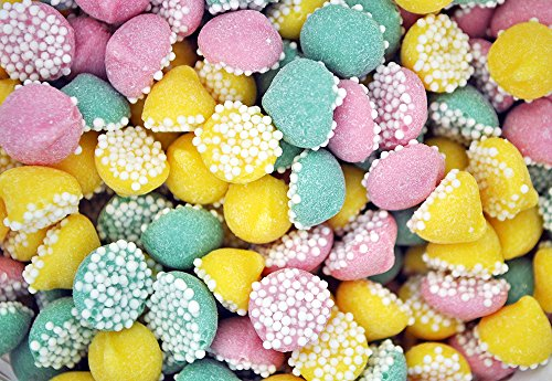 Melty Petite Mints (SweetGourmet Smooth N Melty - Petite Mints (5Lb) by SweetGourmet)