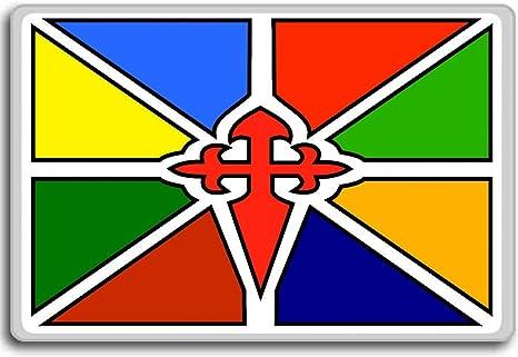 Flag of Venezuela FRIDGE MAGNET