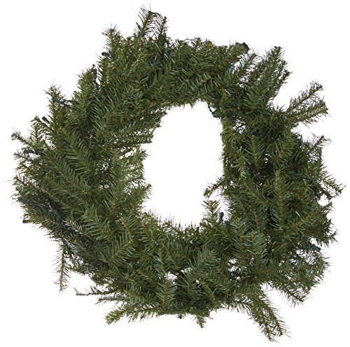 National Tree 9 Foot by 12 Inch Norwood Fir Garland with 100 Clear Lights (NF-9BLO-1)