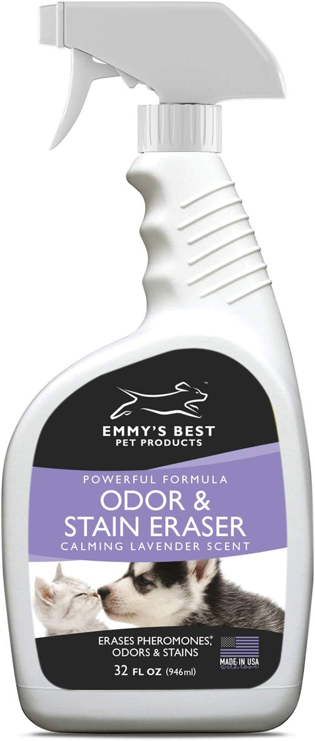 8. Emmy's Best Powerful Pet Odor Remover and Color Saver