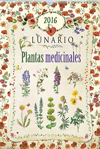 Descargar Libro Calendario 2016. Lunario Plantas Medicinales De Equipo Equipo De Todolibro