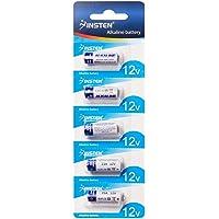 Insten Alkaline Battery - A23 23A 12V (Pack of 5-piece)