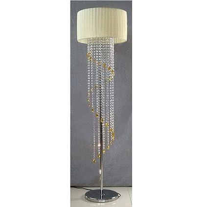 WW Stehleuchte Moderne Stehleuchte Kreative Kristall Stehlampe ...